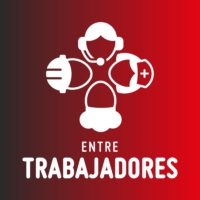 Logo of the podcast Entre trabajadores