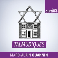 Logo of the podcast Littérature et judaïsme 1/2