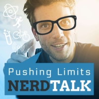 Logo du podcast Pushing Limits – Endurance Nerd Talk