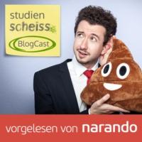 Logo of the podcast Studienscheiss BlogCast – Tipps und Tricks für ein glückliches und erfolgreiches Studium