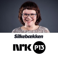 Logo of the podcast NRK P13 – Silkebækken