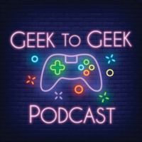 Logo of the podcast Geek to Geek Podcast