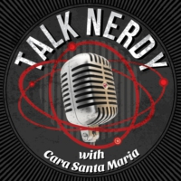 Logo du podcast Talk Nerdy with Cara Santa Maria