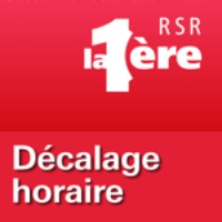 Logo of the podcast RSR - Décalage horaire - La 1ère