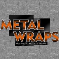 Logo du podcast Metal Wraps 3 Van Halen and Viv Campbell