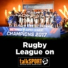 Logo du podcast Rugby League on talkSPORT 2