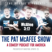 Logo of the podcast The Pat McAfee Show