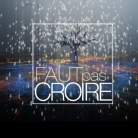 Logo of the podcast Faut pas croire - RTS Un