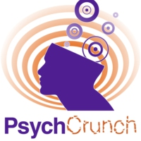Logo of the podcast PsychCrunch