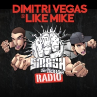 Logo du podcast Dimitri Vegas & Like Mike - Smash The House Radio