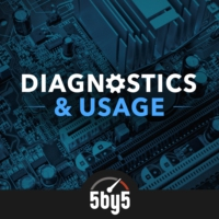 Logo of the podcast Diagnostics & Usage