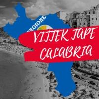 Logo of the podcast Vittek Tape Calabria