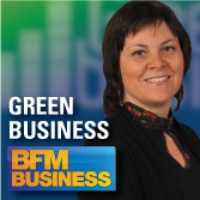 Logo du podcast BFM : Green Business