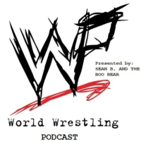 Logo of the podcast THE WORLD WRESTLING PODCAST