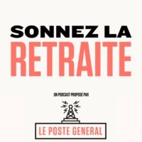 Logo of the podcast SONNEZ LA RETRAITE