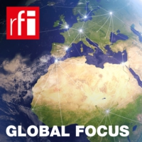 Logo of the podcast Global Focus - Seychelles, blazing a trail in marine conservation