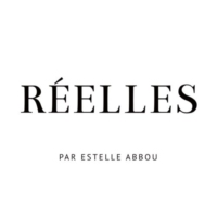 Logo of the podcast RÉELLES par Estelle Abbou
