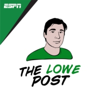 Logo of the podcast The Lowe Post