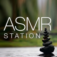 Logo of the podcast ASMR Station