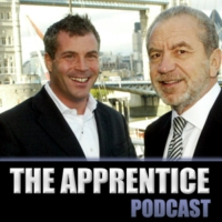 Logo of the podcast The Apprentice Podcast - Week 8