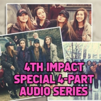 Logo of the podcast 4th Impact Special Audio Series