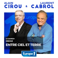 Logo of the podcast Entre ciel et Terre