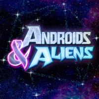 Logo of the podcast Androids & Aliens