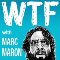 Logo of the podcast WTF with Marc Maron Podcast