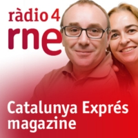 Logo of the podcast Catalunya Exprés Magazine - Entrevista al grup The Risas i el seu disc 'Cucurelles'