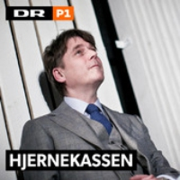 Logo of the podcast Hjernekassen på P1: Sindssyge kunstnere 2016-05-30