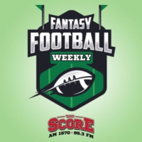 Logo of the podcast Fantasy Football Weekly on The Score