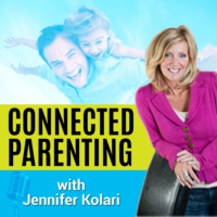 Logo du podcast CONNECTED PARENTING EPISODE 32 – Let's Talk… Back to School.