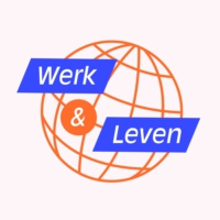 Logo of the podcast Werk & Leven