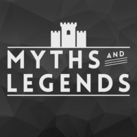 Logo of the podcast Myths and Legends