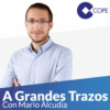 Logo of the podcast A Grandes Trazos