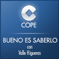 Logo of the podcast Cadena COPE - Podcast de Bueno es Saberlo