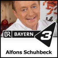 Logo of the podcast Alfons Schuhbeck - Gerichte mit Geschichte - Bayern 3