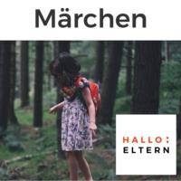 Logo du podcast Hallo-Eltern.de: Geschichten und Märchen für Kinder