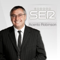 Logo of the podcast Cadena Ser - Acento Robinson