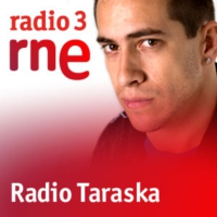 Logo of the podcast Radio Taraská - Marta Solaz, actriz y ah