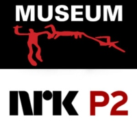 Logo of the podcast MUSEUMS høstkavalkade