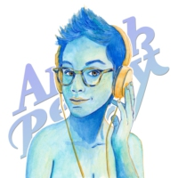 Logo of the podcast Anouk Perry Podcast