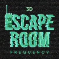 Logo du podcast 3D Escape Room: Frequency