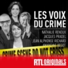 Logo of the podcast Les voix du crime