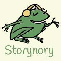 Logo du podcast Storynory - Stories for Kids