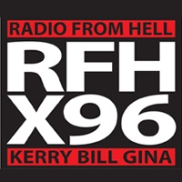 Logo of the podcast The Radio from Hell Show