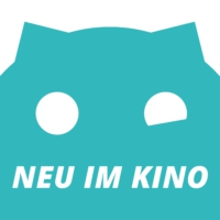 "Logo of the podcast Neu im Kino: ""Asphaltgorillas"" & ""Bad Spies"""