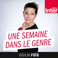 Logo du podcast Politics Live : un plateau 100% féminin. Shocking