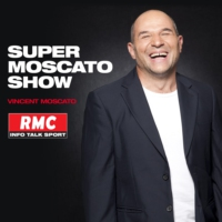 Logo of the podcast RMC - Super Moscato Show