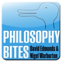 Logo of the podcast Philosophy Bites